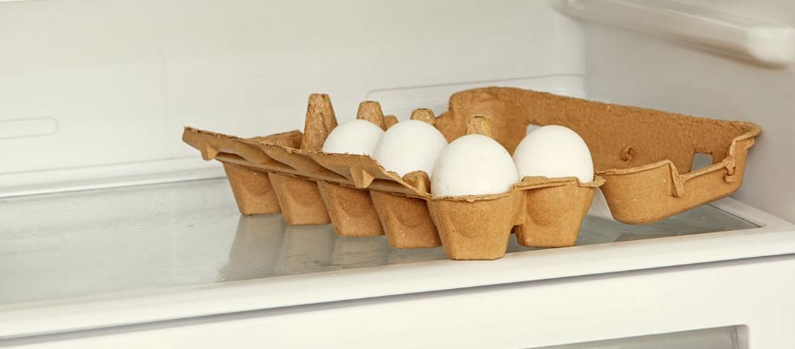 зберігання яєць у домашніх умовах