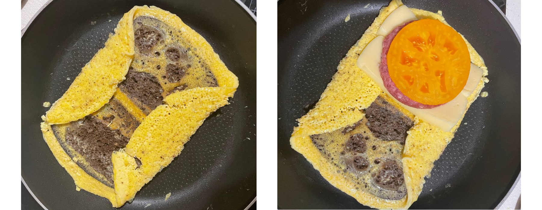 бутерброд з яйцем
